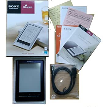 SONY(ソニー)電子書籍リーダー Pocket Edition/5型 ブルー PRS-350-L