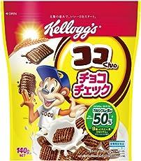ケロッグ ココくんのチョコチェック 袋 140g×6袋