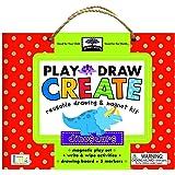 Innovative Kids Play, Draw & Create, Dinosaur