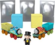MATTEL GGN39 Fisher-Price Thomas and Friends MINIS, Fizz 'n Go Mega Pack