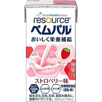 Nestle(ネスレ) リソース ペムパル ストロベリー味 125ml×24本