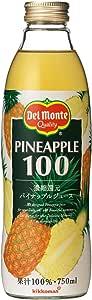デルモンテ パイナップル ジュース 750ml×6本