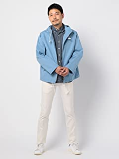 Deck Parka 114-00-0045: Light Blue