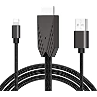 【最新版】iphone HDMI 変換 ケーブル iphone テレビ接続ケーブル ipad 変換ケーブル ミラーリング…