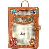 Loungefly: Cinderella - Pin Trader Backpack