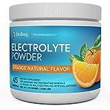 Dr. Berg's Original Electrolyte Powder, High Energy, Replenish & Rejuvenate Your Cells, 45 Servings, NO Maltodextrin or Sugar