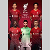 The Official Liverpool F.C. Calendar 2022 (The Official Live…