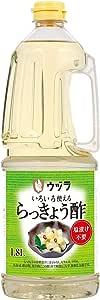 大興産業 ウヅラ酢 らっきょう酢 1.8L