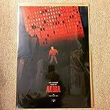 ポスター大友克洋 AKIRA オリジナルサウンドトラック 復刻版