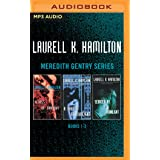 Laurell K. Hamilton - Meredith Gentry Series: Books 1-3: A Kiss of Shadows, a Caress of Twilight, Seduced by Moonlight