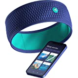 HoomBand Wireless | Bluetooth Innovative Headband for Sleep, Travel, Meditation | Charging Cable Included & Free Access to Hy
