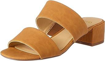 Novo Women's Low Heel Strappy Sandals
