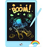 KOKODI LCD Writing Tablet 8.5-Inch Colorful Doodle Board Drawing Tablet, Electronic Drawing Pad with Lock Function, Education