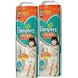 【パンツ Lサイズ】パンパース オムツ さらさらケア はらまきパンツ (9~14kg) 76枚(38枚×2パック) [ケース品]