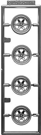 フジミ模型 ホイールシリーズ No.18 1/24 ロンシャン XR-4 15インチ プラモデル用パーツ