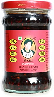 Laoganma Black Beans, 280g