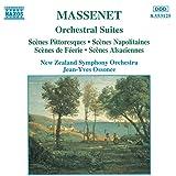Orchestral Suites 4-7