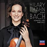 Hilary Hahn plays Bach: Violin Sonatas Nos. 1 and 2: Partita No. 1