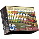 The Army Painter アーミーペインター メガペイントセット 正規品 日本語解説書付 Warpaints M…