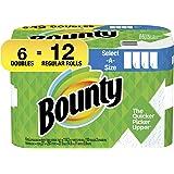 Bounty Paper Towels 3Rolls バウンティ ペーパータオル 6ロール(279×149mm2枚重ね105シート×6ロール)