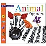 Animal Opposites: Alphaprints