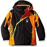 Spyder Boys' Mini Challenger Ski Jacket