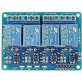 サインスマート(SainSmart) 5V リレーモジュール for Arduino DSP AVR PIC (4チャン…