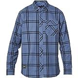 Fox Racing Mens 23827 Flannel Long Sleeves Button Down Shirt