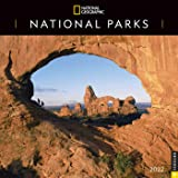 National Geographic: National Parks 2022 Wall Calendar