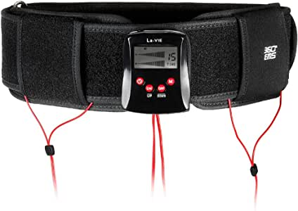 La-VIE(ラヴィ) 腹筋ベルト EMS 360度スライド