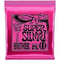 【正規品】 ERNIE BALL 2223 エレキギター弦 (09-42) SUPER SLINKY スーパー・スリンキ…