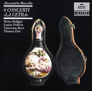 6 Concerti La Cetra