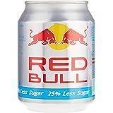 Red Bull 25% Less Sugar Energy Drink, 250ml