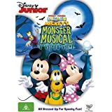 Mickey Mouse Clubhouse: Mickey's Monster Musical  (DVD)