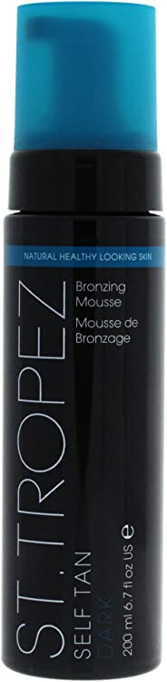 St. Tropez Self Tan Dark Bronzing Mousse by St. Tropez for Unisex - 6.7 oz Mousse, 201 milliliters