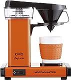 モカマスター コーヒーメーカー 1杯用 オレンジ KB-300-OR