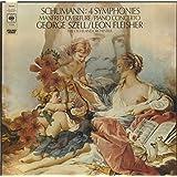シューマン:交響曲全集(4曲),マンフレッド序曲,ピアノ協奏曲 CBS:77344