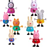 Peppa Pig Forever Friends Figure (8 Pack)