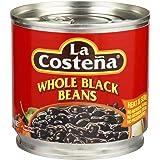 La Costena Whole Black Bean, 400 g