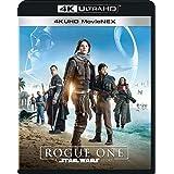 ローグ・ワン/スター・ウォーズ・ストーリー 4K UHD MovieNEX [4K ULTRA HD+3D+ブルーレイ+デジタルコピー+MovieNEXワールド] [Blu-ray]