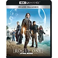 ローグ?ワン/スター?ウォーズ?ストーリー 4K UHD MovieNEX [4K ULTRA HD+3D+ブルーレイ+デジタルコピー+MovieNEXワールド] [Blu-ray]