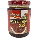 チョリメックス ベトナムラー油エビサテ 170g 1瓶 SATE TOM XO Cholimex 170g 1 hu