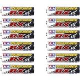 タミヤ ミニ四駆バッテリー パワーチャンプRX 12本セット 55120