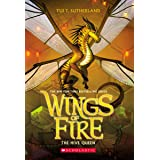 The Hive Queen (Wings of Fire, Book 12), 12
