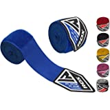 RDX Boxing Hand Wraps Inner Gloves for Punching - Great Protection for MMA, Muay Thai, Kickboxing, Martial Arts Training & Co