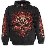 Spiral - Skull Blast - Hoody Black