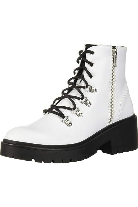 Teen Spirit-7 Eye Lug Sole Boot