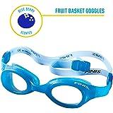 Finis Fruit Basket Swim Goggle, Blue Berry