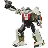 Transformers E7156 Toys Generations War for Cybertron: Earthrise Deluxe WFC-E6 Wheeljack Action Figure - Kids Ages 8 and Up,