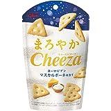 江崎グリコ 生チーズのチーザ(マスカルポーネ仕立て) おつまみスナック 珍味 ワインに合う チーズスナック 40g ×10個